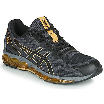 Scarpe Uomo Sneakers basse Asics GEL-QUANTUM 360 6 Nero / Dore