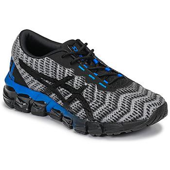 Scarpe Unisex bambino Sneakers basse Asics GEL-QUANTUM 180 5 GS Grigio / Nero / Blu