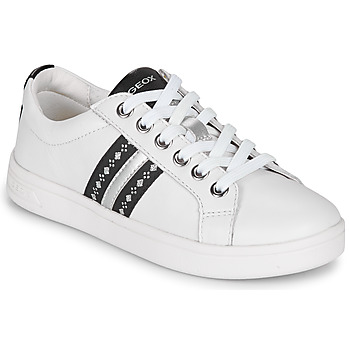 Scarpe Bambina Sneakers basse Geox DJROCK Bianco