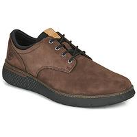 Scarpe Uomo Sneakers basse Timberland CROSS MARK PT OXFORD Marrone