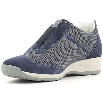 Scarpe Donna Sneakers basse Keys 5205 Blu