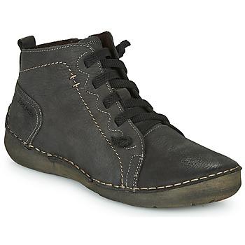 Scarpe Donna Sneakers alte Josef Seibel FERGEY 86 Grigio