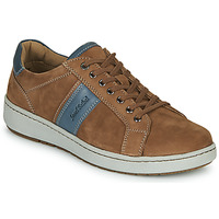 Scarpe Uomo Sneakers basse Josef Seibel DAVID 01 Marrone