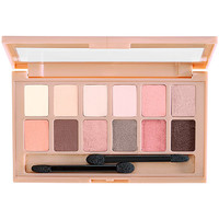 Bellezza Donna Ombretti & primer Maybelline New York The Blushed Nudes Eye Shadow Palette 01 9,6 Gr 9,6 g