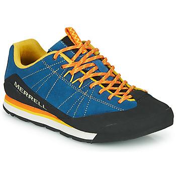 Scarpe Uomo Sneakers basse Merrell CATALYST SUEDE Blu