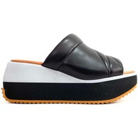Scarpe Donna Slip on Audley SLIPPERS IN NAPPA Nero
