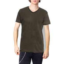 Abbigliamento Uomo T-shirt maniche corte Brian Brome 23/102-398 Verde