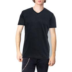 Abbigliamento Uomo T-shirt maniche corte Brian Brome 23/102-398 Nero