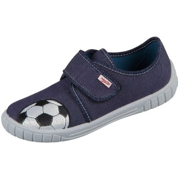 Scarpe Bambino Sneakers basse Superfit Bill Blu marino