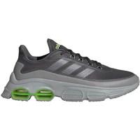 Scarpe Uomo Running / Trail adidas Originals Quadcube Grigio, Verde