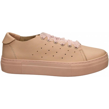 Scarpe Donna Sneakers basse Wave NAPPA nude