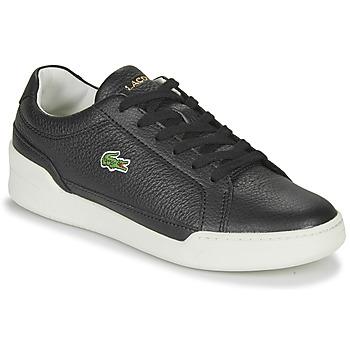 Scarpe Donna Sneakers basse Lacoste CHALLENGE 0120 1 SFA Nero / Bianco