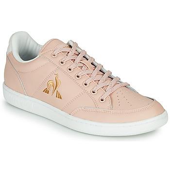 Scarpe Donna Sneakers basse Le Coq Sportif COURT CLAY W Rosa