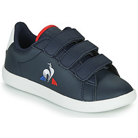 Scarpe Unisex bambino Sneakers basse Le Coq Sportif COURTSET PS Marine