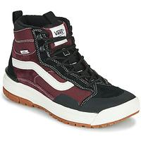 Scarpe Donna Sneakers alte Vans ULTRARANGE EXO HI MTE Nero / Bordeaux
