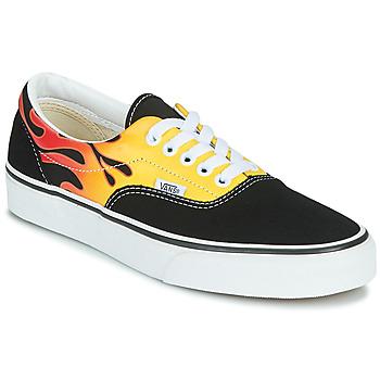 Scarpe Sneakers basse Vans ERA Nero / Flame