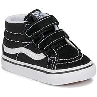 Scarpe Unisex bambino Sneakers alte Vans TD SK8-MID REISSUE V Nero / Bianco
