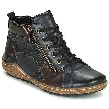 Scarpe Donna Sneakers alte Remonte Dorndorf  Blu