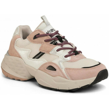Scarpe Donna Sneakers basse Wrangler ICONIC 90 SM WL01650A Rosa
