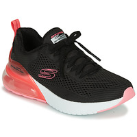 Scarpe Donna Sneakers basse Skechers SKECH-AIR Nero / Rosa