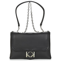 Borse Donna Borse a spalla Karl Lagerfeld MISS K MEDIUM SHOULDERBAG Nero