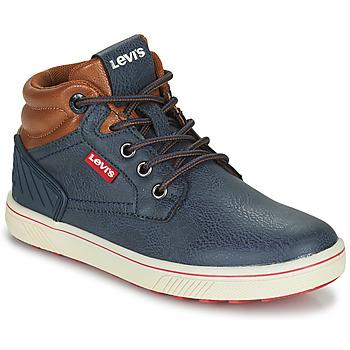 Scarpe Unisex bambino Sneakers alte Levi's NEW PORTLAND Marine