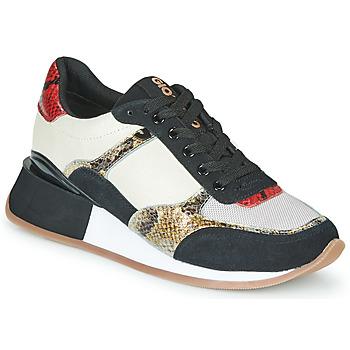 Scarpe Donna Sneakers basse Gioseppo KIROV Nero / Bianco