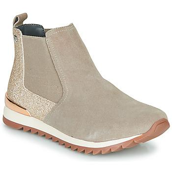 Scarpe Bambina Sneakers alte Gioseppo LINZ Beige