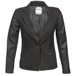 Abbigliamento Donna Giacche / Blazer Kaporal SOMA Nero
