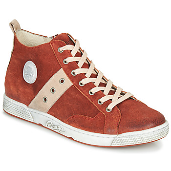 Scarpe Uomo Sneakers alte Pataugas JAGGER/CR H4F Brique