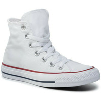 Scarpe Uomo Sneakers alte Converse ALL STAR HI M7650C Bianco