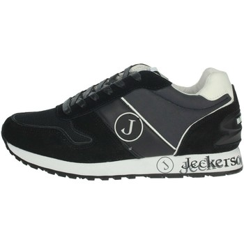 Scarpe Uomo Sneakers basse Jeckerson JHPD016 Nero