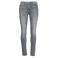 Abbigliamento Donna Jeans slim Karl Lagerfeld SKINNY DENIMS W/ CHAIN Grigio