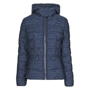 Abbigliamento Donna Piumini Desigual NATASHA Blu