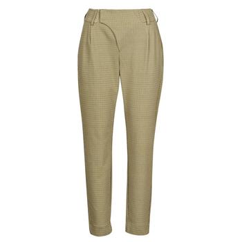 Abbigliamento Donna Pantaloni 5 tasche Cream ANETT PANT Beige