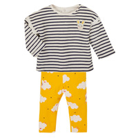 Abbigliamento Bambina Completo Catimini CR36041-71 Multicolore