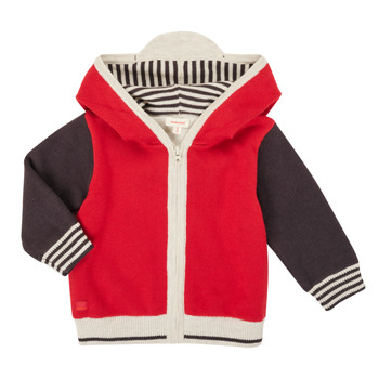 Abbigliamento Bambino Gilet / Cardigan Catimini CR18000-38 Multicolore