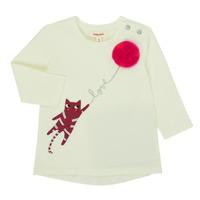 Abbigliamento Bambina T-shirts a maniche lunghe Catimini CR10063-11 Rosa