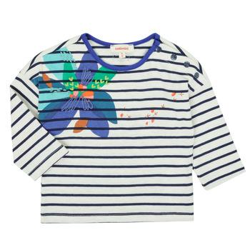 Abbigliamento Bambina T-shirts a maniche lunghe Catimini CR10123-12 Multicolore