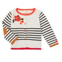 Abbigliamento Bambina Gilet / Cardigan Catimini CR18003-19 Multicolore