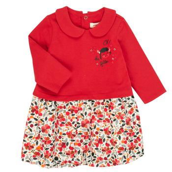 Abbigliamento Bambina Abiti corti Catimini CR30043-38 Multicolore