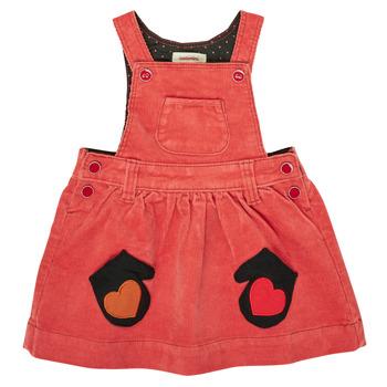 Abbigliamento Bambina Abiti corti Catimini CR31003-67 Rosso