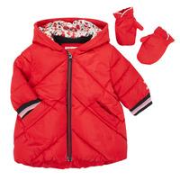 Abbigliamento Bambina Piumini Catimini CR42013-38 Rosso
