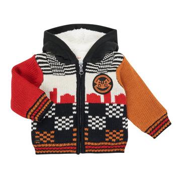Abbigliamento Bambino Gilet / Cardigan Catimini CR18062-17 Multicolore