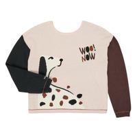 Abbigliamento Bambina Maglioni Catimini CR18115-34-J Multicolore