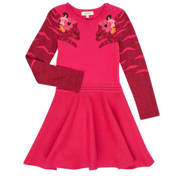 Abbigliamento Bambina Abiti corti Catimini CR30085-35 Rosa