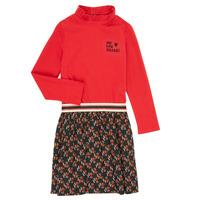 Abbigliamento Bambina Abiti corti Catimini CR30035-38-C Multicolore