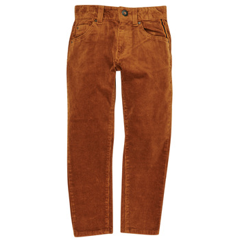 Abbigliamento Bambino Pantaloni 5 tasche Catimini CR22024-64-C Marrone
