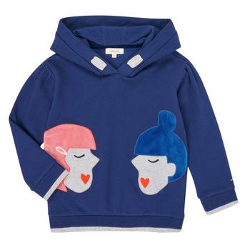 Abbigliamento Bambina Felpe Catimini CR15065-46-J Blu