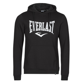 Abbigliamento Uomo Felpe Everlast BASIC-HOODED-TAYLOR Nero